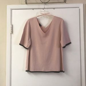 Talbots Short-Sleeved Sweater